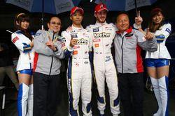 Ryo Hirakawa, James Rossiter, Team Tom's