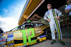 Simone Laureti, Double T by MRT Nocentini, Ford Mustang