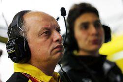 Фредерик Вассёр, гоночный директор Renault Sport F1 Team