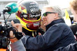 Race winner Tom Ingram, Speedworks Motorsport