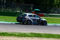 Dusan Borkovic, B3 Racing Team Hungary, SEAT León TCR