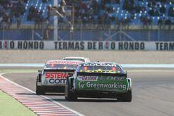 Gaston Mazzacane, Coiro Dole Racing Chevrolet, Camilo Echevarria, Coiro Dole Racing Chevrolet