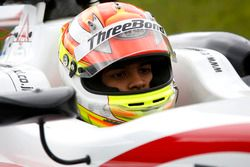 Arjun Maini, ThreeBond with T-Sport Dallara F312 – NBE