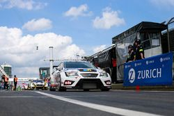 #202 Mathilda Racing Seat Leon TCR: Michael Paatz, Klaus Niedzwiedz, Axel Friedhoff, Axel Friedhoff