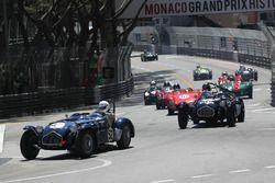 المحرك الأمامي لسيارات سباق 1952 –- 1955