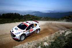 Pierre-Louis Loubet, Vincent Landais, Peugeot 207