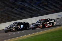 Ryan Newman, Richard Childress Racing, Chevrolet, Josh Wise; The Motorsports Group, Chevrolet