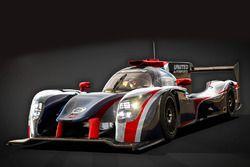 United Autosports Ligier JS P2
