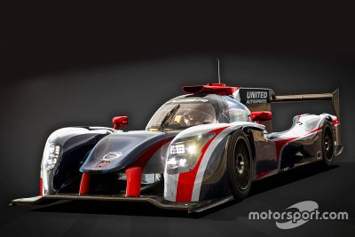 United Autosport Drivers announcement