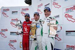 Michelin Cup. podio Gara 1