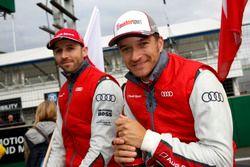 Timo Scheider, Audi Sport Team Phoenix, Audi RS 5 DTM and Timo Scheider, Audi Sport Team Phoenix, Audi RS 5 DTM