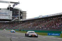 Marco Wittmann, BMW Team RMG, BMW M4 DTM and Edoardo Mortara, Audi Sport Team Abt Sportsline, Audi R