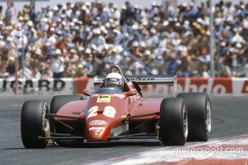 1982: Ferrari 126C2