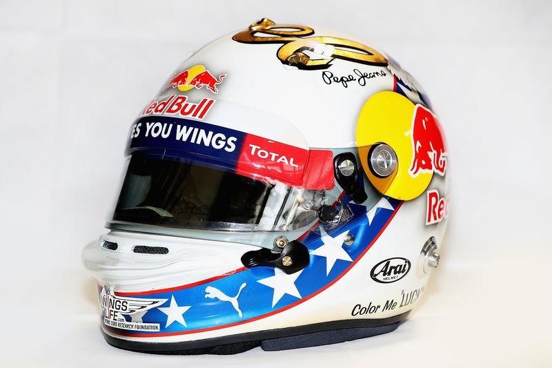 États-Unis 2016 - Daniel Ricciardo, Red Bull