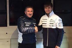 Karel Abraham dan Jorge Martinez, pemilik Aspar Team