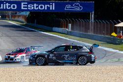 Attila Tassi, B3 Racing Team Hungary, Seat León TCR goes wide