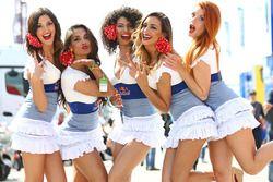 Chicas de Red Bull