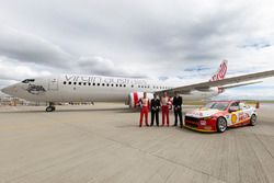 Scott Pye, Team Penske Ford and Fabian Coulthard, Team Penske Ford