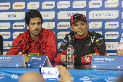 Lucas di Grassi, ABT Schaeffler Audi Sport and Stéphane Sarrazin, Venturi