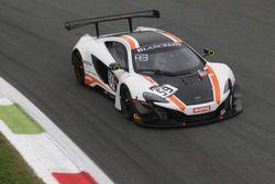 #59 Garage 59, McLaren 650 S GT3: Andrew Watson, Struan Moore, Alex Fontana