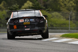 #98 Breathless Racing Ford Mustang: Ernie Francis Jr.