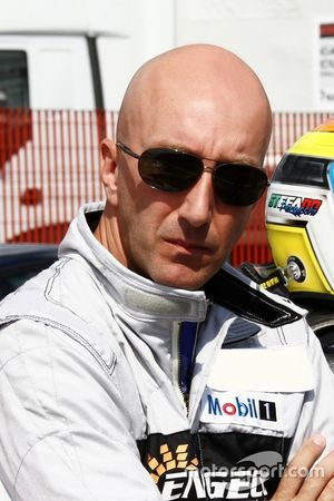 Stefano Pezzucchi, Imperiale Racing