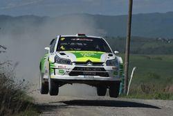 Federico Della Casa, Domenico Pozzi, Citroen C4 WRC