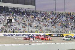 Inicio: Austin Dillon, Richard Childress Racing Chevrolet líder