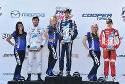 Podium: 1. Kyle Kaiser, Juncos Racing; 2. Ed Jones, Carlin; 3. Zach Veach, Belardi Auto Racing