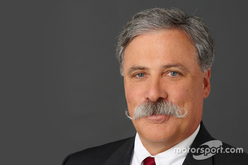 Chase Carey, dueño de Liberty Media