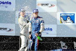 Podyum: 1. Colton Herta, Carlin Motorsport, 2. Ferdinand Habsburg, Drivex School