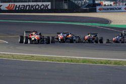 Start, Lance Stroll Prema Powerteam Dallara F312 - Mercedes-Benz