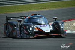 #67 PRT Racing Ginetta LMP3