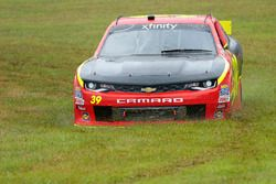 Ryan Sieg, Chevrolet in trouble