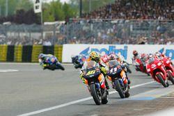Valentino Rossi, Repsol Honda Team, führt