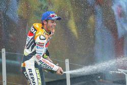 Podyum: 1. Valentino Rossi, Repsol Honda Team