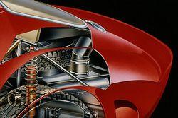 Ferrari 250 GTO kesim