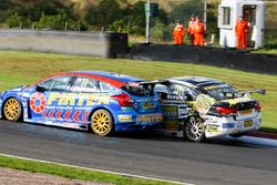 Crash, Andrew Jordan, Motorbase Performance; Dave Newsham, Power Maxed Racing