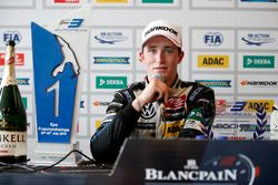 Press conference, Joel Eriksson, Motopark, Dallara F312 - Volkswagen,