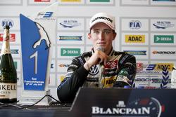 Persconferentie, Joel Eriksson, Motopark, Dallara F312 - Volkswagen,