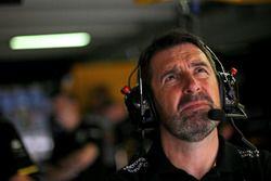 Renault Sport F1 Team engineer