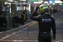 #85 HTP Motorsport, Mercedes-AMG GT3: Indy Dontje