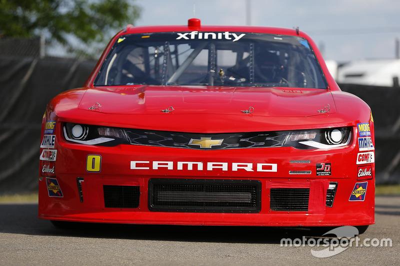 Garrett Smithley, Chevrolet