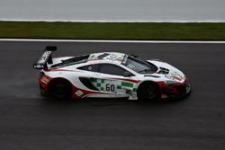 #60 Garage 59 McLaren 650 S GT3: Bruno Senna, Duncan Tappy, Pipo Derani