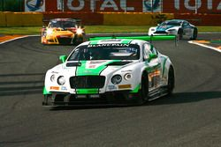 #24 Team Parker Racing Bentley Continental GT3: Ian Loggie, Tom Onslow-Cole, Callum Macleod, Andy Me