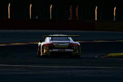 #26 Sainteloc Racing Audi R8 LMS: Gregory Guilvert, Mike Parisy, Christopher Haase