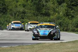 #31 Bodymotion Racing, Porsche Cayman: Devin Jones, Jason Rabe