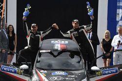 Jakub Brzeziński e Jakub Gerber, Ford Fiesta R2T