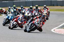#25 Honda Suzuka Racing Team: Daijiro Hiura, Takashi Yasuda, Yudai Kamei