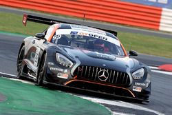 #99 Sports and You Mercedes AMG GT3: Manuel Da Costa, Miguel Sardinha